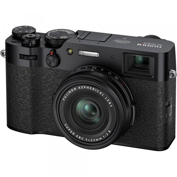 FujiFilm X100V Black 2