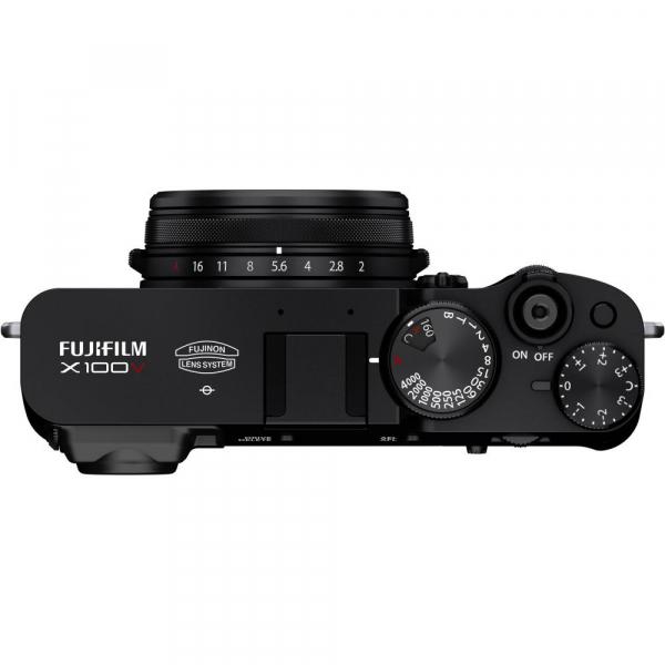 FujiFilm X100V Black 4