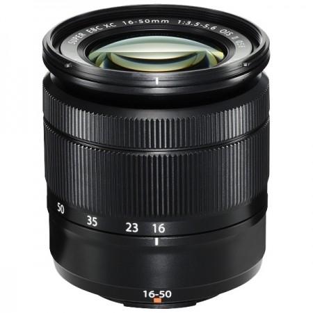 Fujifilm XC 16-50mm F3.5-5.6 OIS II Black [0]