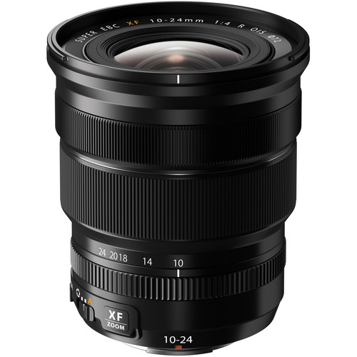 Fujifilm XF 10-24mm f/4 R O.I.S. [0]