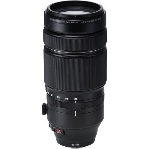 Fujifilm XF 100-400mm f/4.5-5.6 O.I.S. WR Black 0