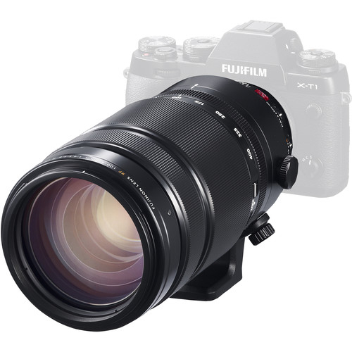 Fujifilm XF 100-400mm f/4.5-5.6 O.I.S. WR Black 1