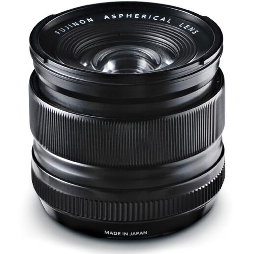 Fujifilm XF 14mm f/2.8 R Black 0