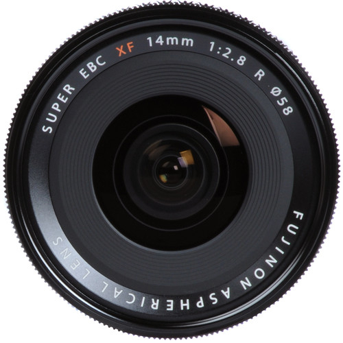 Fujifilm XF 14mm f/2.8 R Black 1