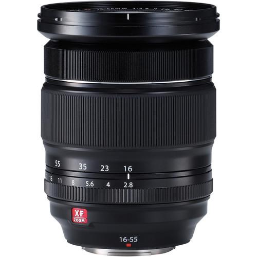 Fujifilm XF 16-55mm f/2.8 R LM WR Black 0