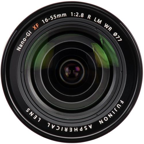 Fujifilm XF 16-55mm f/2.8 R LM WR Black 1