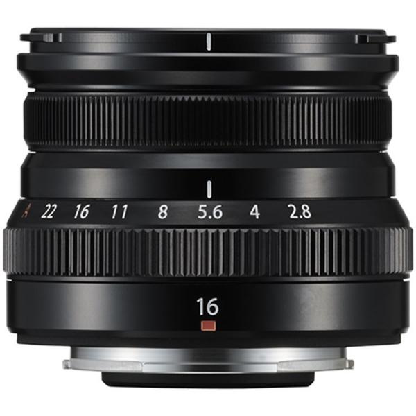 Fujifilm XF 16mm f/2.8 R WR black , obiectiv foto Mirrorless 1