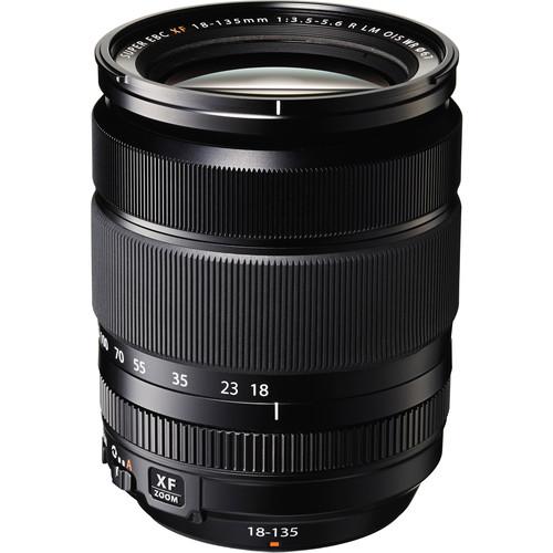 Fujifilm XF 18-135mm f/3.5-5.6 R LM OIS WR 0