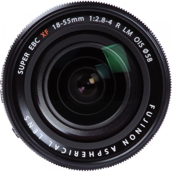 Fujifilm XF 18-55mm f/2.8-4 R LM O.I.S. Black / bulk 3
