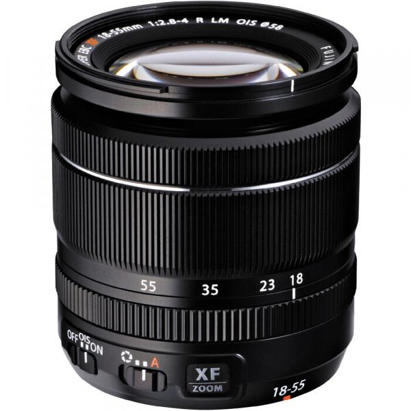 Fujifilm XF 18-55mm f/2.8-4 R LM O.I.S. Black / bulk 0