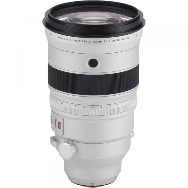 Fujifilm XF 200mm f/2 R LM OIS WR + teleconvertor XF 1.4x TC F2 WR 2