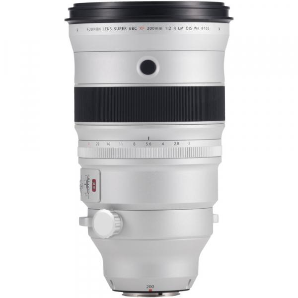 Fujifilm XF 200mm f/2 R LM OIS WR + teleconvertor XF 1.4x TC F2 WR 0