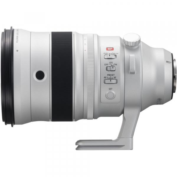 Fujifilm XF 200mm f/2 R LM OIS WR + teleconvertor XF 1.4x TC F2 WR 1