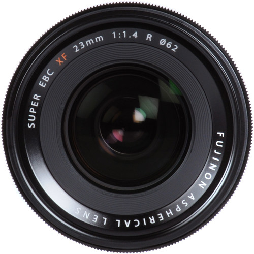 Fujifilm XF 23mm f/1.4 R Black 1
