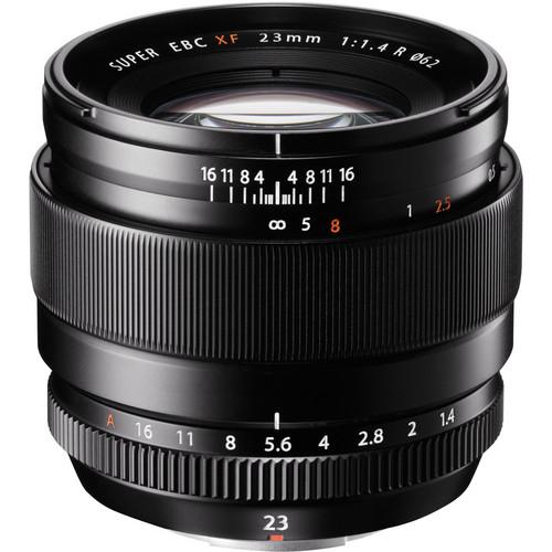 Fujifilm XF 23mm f/1.4 R Black 0