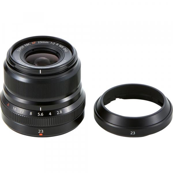 Fujifilm XF 23mm f/2 R WR , black 5
