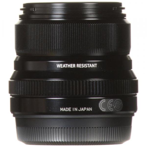 Fujifilm XF 23mm f/2 R WR , black 4