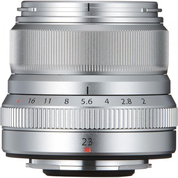 Fujifilm XF 23mm f/2 R WR Silver 1