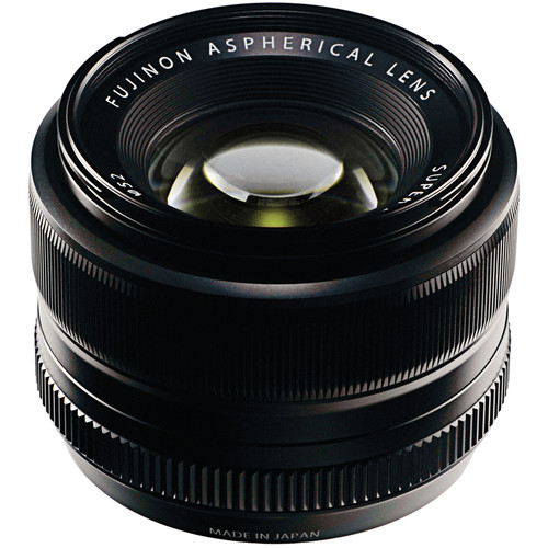 Fujifilm XF 35mm f/1.4 R Black 1