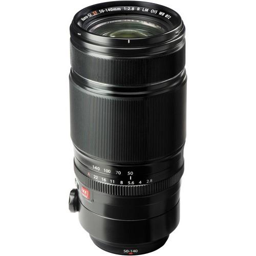 Fujifilm XF 50-140mm f/2.8 R LM O.I.S. WR Black 0