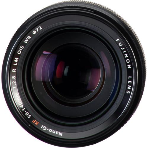 Fujifilm XF 50-140mm f/2.8 R LM O.I.S. WR Black 1