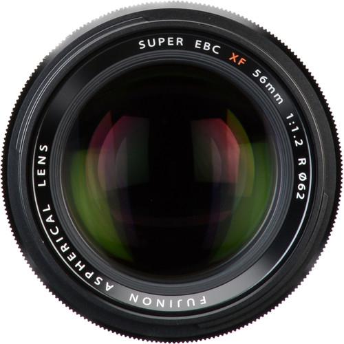 Fujifilm XF 56mm f/1.2 R Black 2