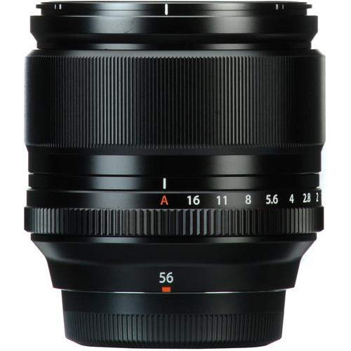 Fujifilm XF 56mm f/1.2 R Black 1