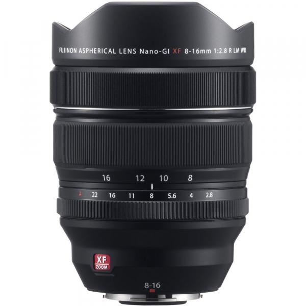 Fujifilm XF 8-16mm f/2.8 R LM WR, second hand 0