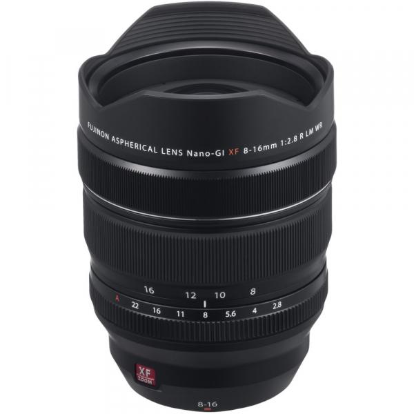Fujifilm XF 8-16mm f/2.8 R LM WR, second hand 1