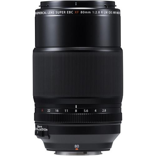 Resigilat: Fujifilm XF 80mm f/2.8 LM OIS WR Macro Black - Resigilat [1]