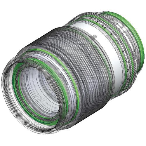 Fujifilm XF 90mm f/2.0 R LM WR Black 3