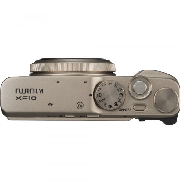 Fujifilm XF10 - compact APS-C 24 MP Champagne Gold 3