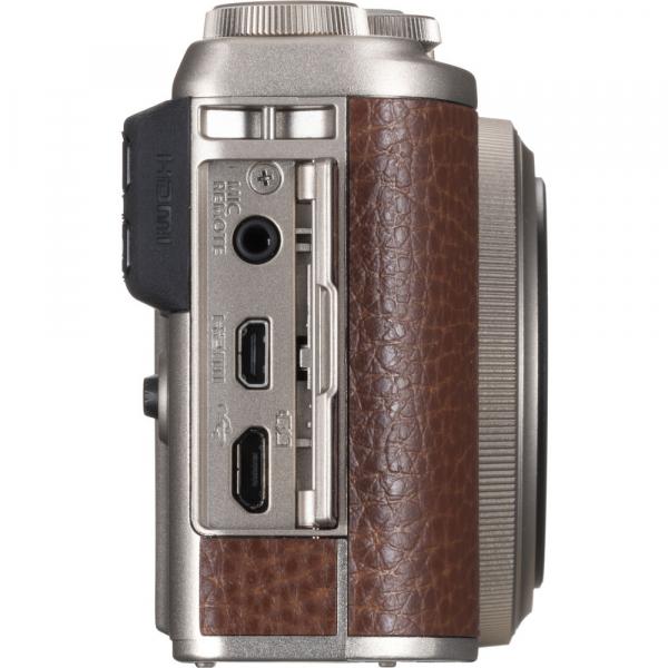 Fujifilm XF10 - compact APS-C 24 MP Champagne Gold 4