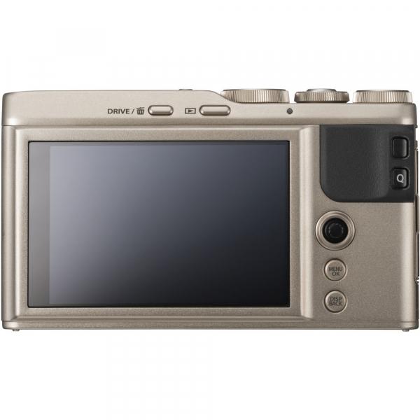 Fujifilm XF10 - compact APS-C 24 MP Champagne Gold 2