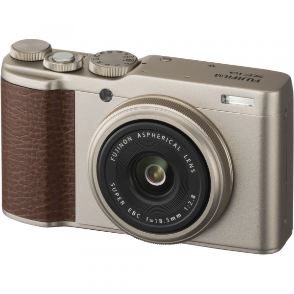 Fujifilm XF10 - compact APS-C 24 MP Champagne Gold 1