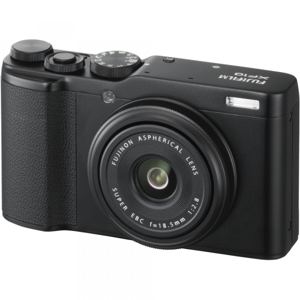 Fujifilm XF10 - compact APS-C 24 MP negru 1