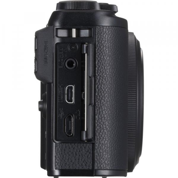 Fujifilm XF10 - compact APS-C 24 MP negru 4