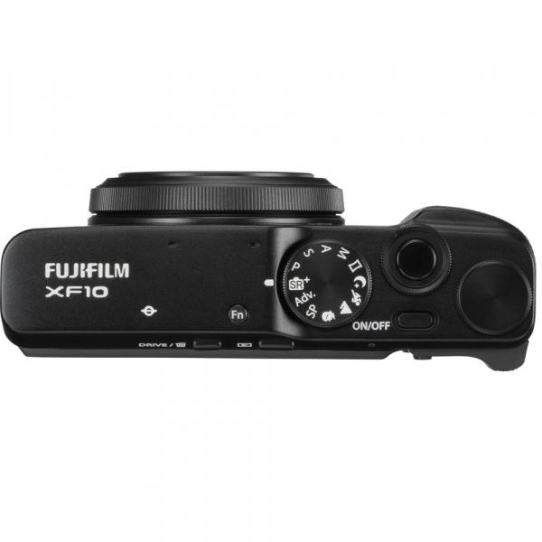 Fujifilm XF10 - compact APS-C 24 MP negru 3