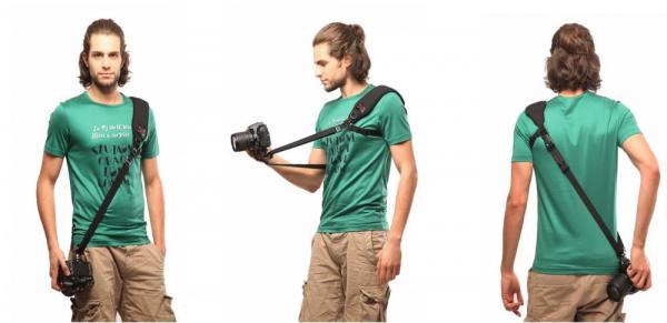 GGS FotoSpeed Curea umar sling F1 2