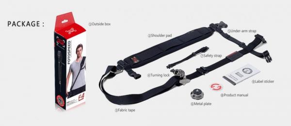 GGS FotoSpeed Curea umar sling F4 [3]