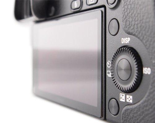 GGS LARMOR GEN 5 protectie din sticla pentru ecran + parasolar ecran - Nikon D5 5