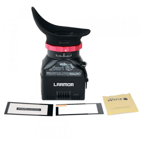 GGS LARMOR LV-1F , vizor pentru ecranul LCD 2