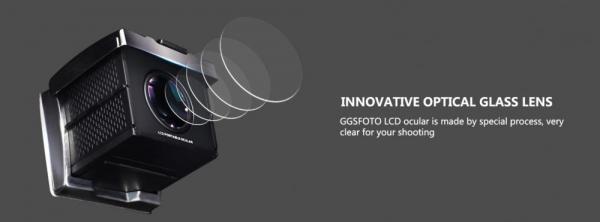 GGS MJ-F2 ocular LCD portabil  4