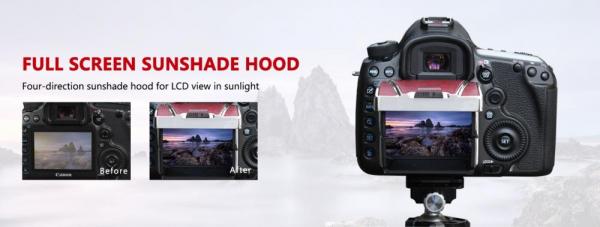 GGS MJ-N1 ocular LCD portabil  1