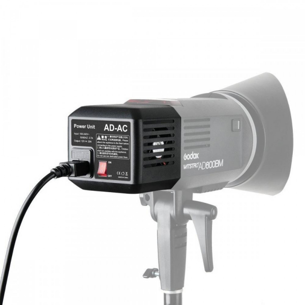 Godox AD-AC adaptor alimentare retea pentru bltz-urile AD600 [1]