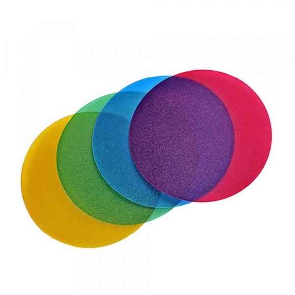 Godox AD-S11 Filtre Gel Colorate cu AD-S12 Grid Honeycomb pentru Bliturile Witstro AD180/AD360 [2]