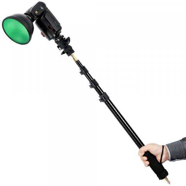 Godox AD-S13 55-160cm - brat boom portabill cu spigot filet 1/4 la ambele capete. 0
