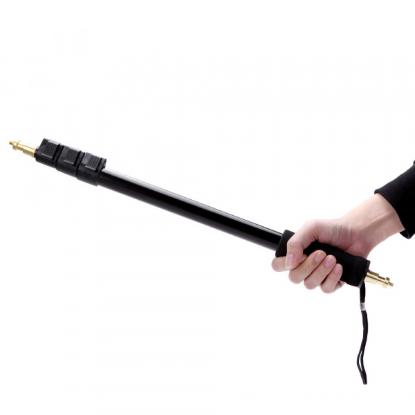 Godox AD-S13 55-160cm - brat boom portabill cu spigot filet 1/4 la ambele capete. 1
