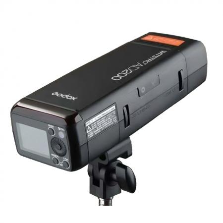Godox AD200 - blitz portabil 200Ws 2