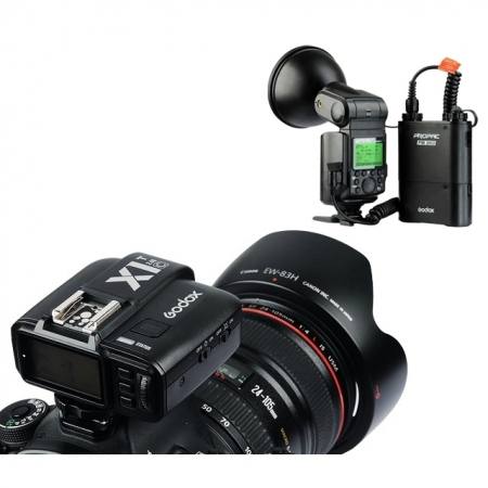 Godox AD360II-C - blitz TTLcu acumulator propriu, pentru Canon 2